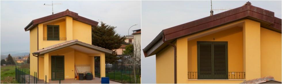 Realizzazione di edificio monofamiliare
