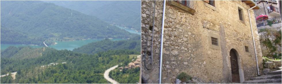 Fabbricato storico provincia di Rieti