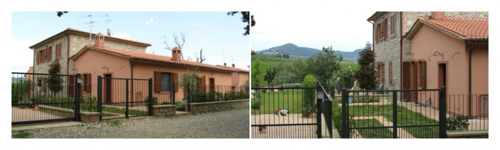 Casa in Località Monti, Chianti