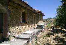 Impresa di costruzioni Grosseto facciata in pietra