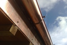 Tetto ventilato in legno per ristrutturazione di casale di campagna