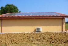 Impianto fotovoltaico per risparmio energetico Impresa costruzioni Grosseto