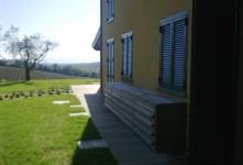 Bioedilizia per casale nella campagna di Grosseto, Magliano in Toscana, ditta edile Mario Crivaro SRL