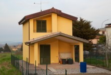 Sistemazioni esterne per abitazione monofamiliare Grosseto impresa costruzioni Grosseto