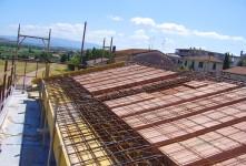 Rifacimento tetto impresa costruzioni Grosseto