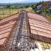 Nuovo tetto realizzato per un'abitazione monofamiliare a Grosseto