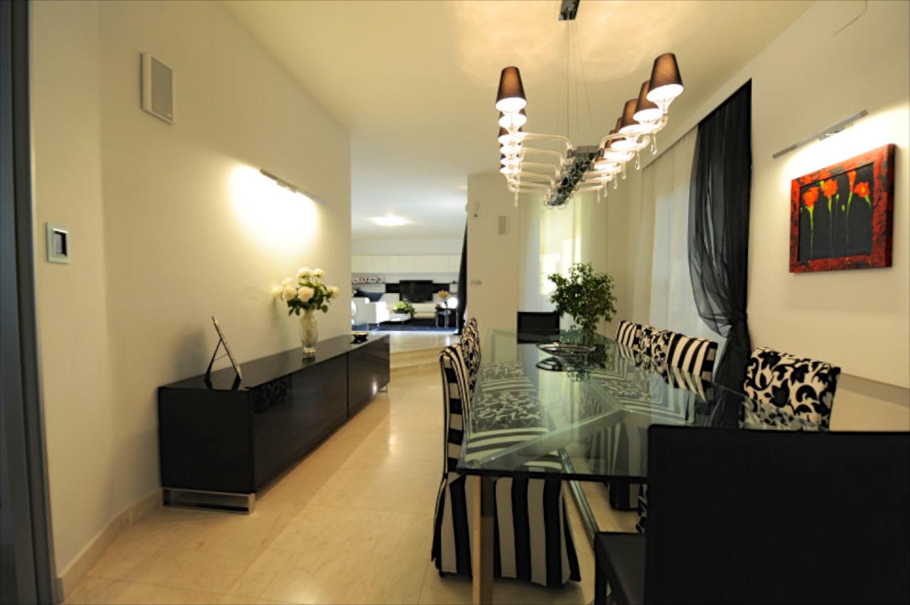 Ristrutturazione di abitazione monofamiliare zona tiro a for Tipi di abitazione